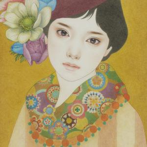 """中原 亜梨沙 """"虹のぬくもり"""" 2013"""