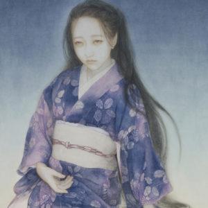 """岡本 東子 """"薄暮に着く"""" 2013"""
