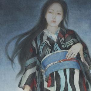 """岡本 東子 """"黎明に立つ"""" 2013"""