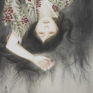 """岡本 東子 """"褪せる"""" 2014"""