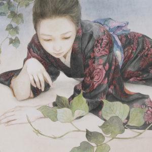 """岡本 東子 """"地に放つ"""" 2015"""