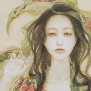 """岡本 東子 """"果てを知らない-地"""" 2014"""