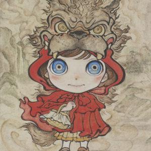 """鈴木 博雄 """"赤頭巾"""" 2016"""