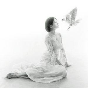 """内田 すずめ """"紫苑のこと"""" 2014"""