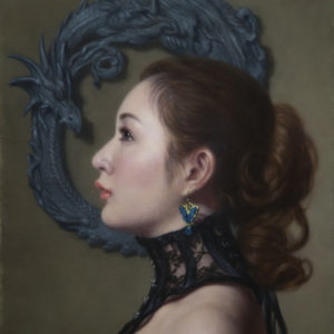 "三嶋 哲也 ""Enchanted dragon"" 2012"