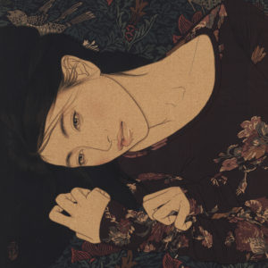 "Ikenaga Yasunari ""Still Night, Maki"" 2016"