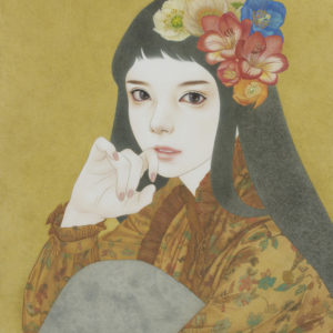 """中原 亜梨沙 """"ゆびきり"""" 2013"""
