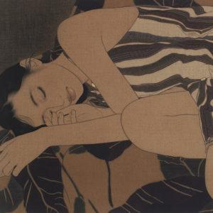 """Ikenaga Yasunari """"Akebi, Natsuko"""" 2015"""