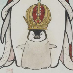 "Suzuki Hiroo ""Emperor Penguin"" 2016"