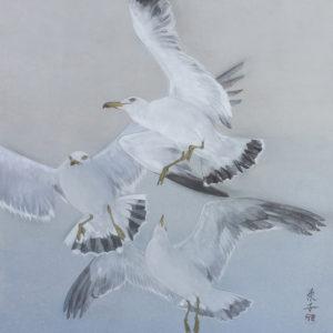 """Okamoto Toko """"Flying Greedily"""" 2012"""