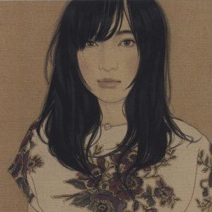 "Ikenaga Yasunari ""Stare, Honami"" 2015"