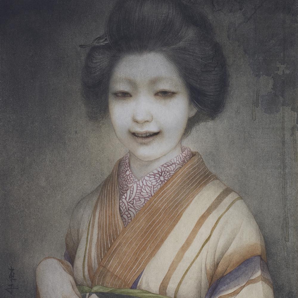 "Okamoto Toko ""Darkness"" 2015"