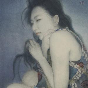"""岡本 東子 """"半睡"""" 2013"""