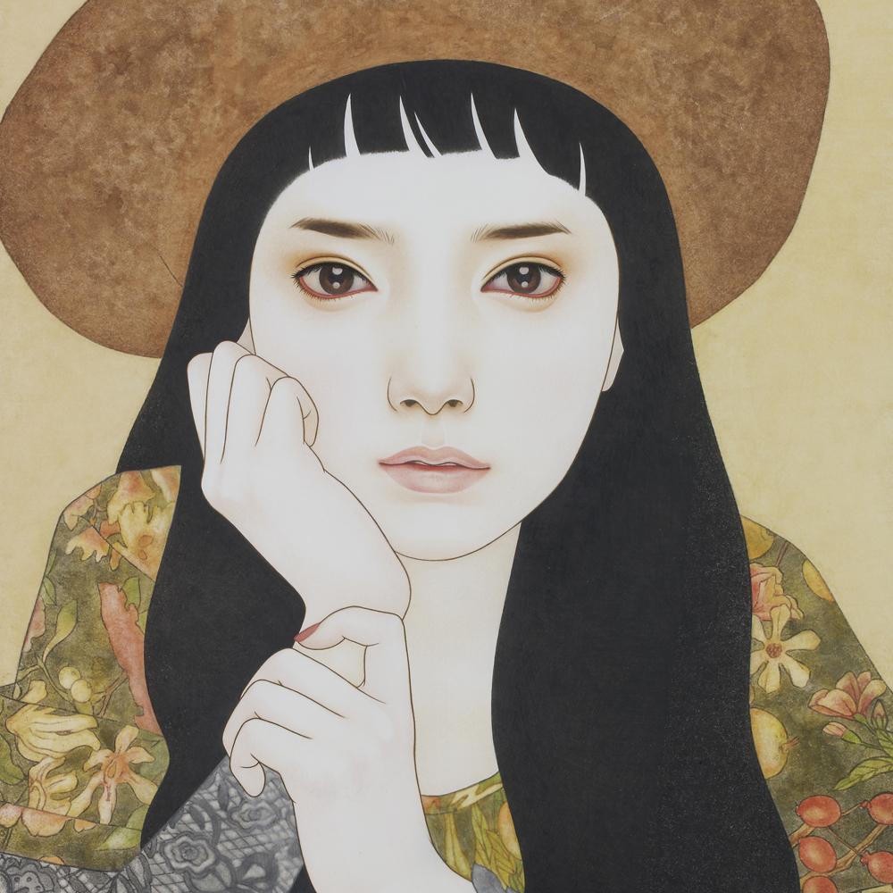 """中原 亜梨沙 """"影法師"""" 2013"""