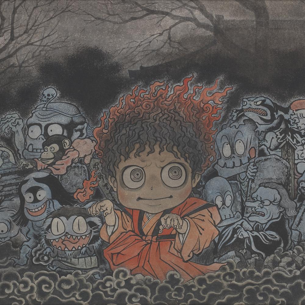 """Suzuki Hiroo """"Night Parade"""" 2015"""