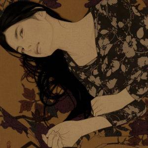 """池永 康晟 """"Furtive Glance, Satsuki"""" 2015"""