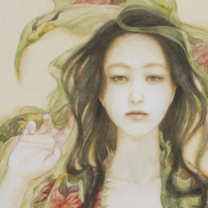 "岡本 東子 ""Endless Earth"" 2014"