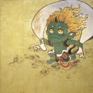 "Suzuki Hiroo ""Wind God"" 2013"