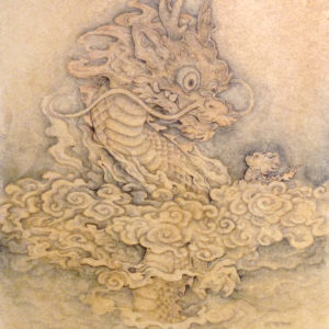 "Suzuki Hiroo ""Dragon"" 2015"
