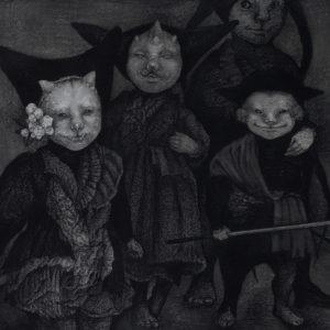 """Kitagawa Maiko """"Demons"""" 2016"""