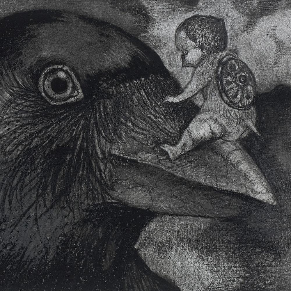 """Kitagawa Maiko """"Crow's friend"""" 2016"""