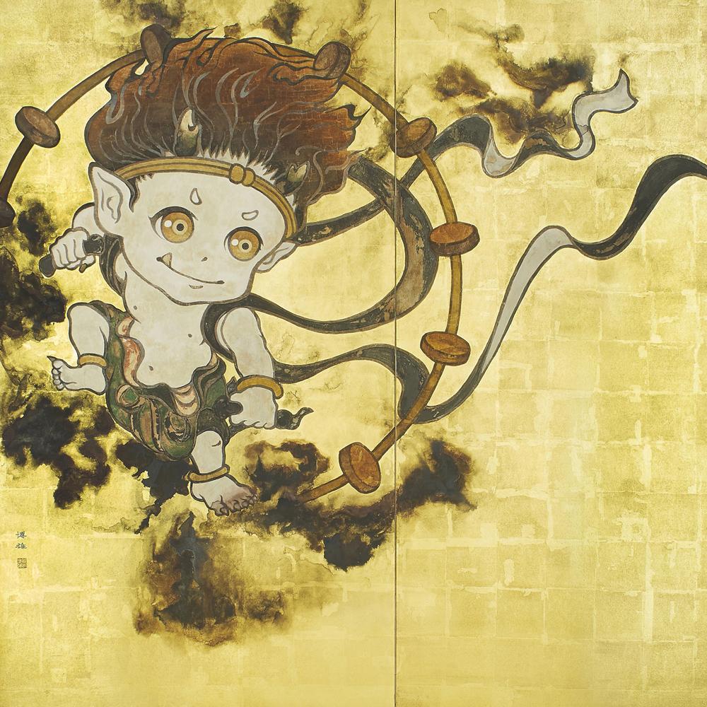 """鈴木 博雄 """"雷神"""" 2016"""