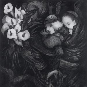"""北川 麻衣子 """"双生児"""" 2009"""