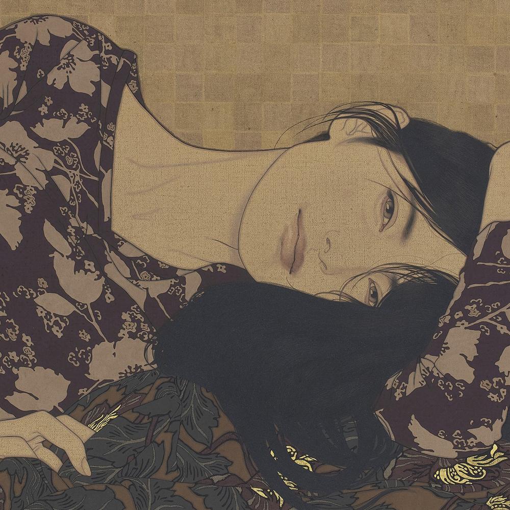 "池永 康晟 ""Lying together, Satsuki"" 2017"