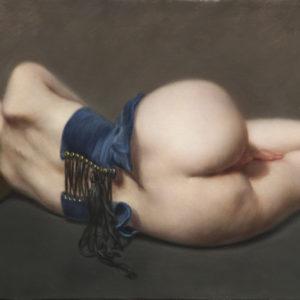 "Mishima Tetsuya ""Mellow Line (corset)"" 2010"