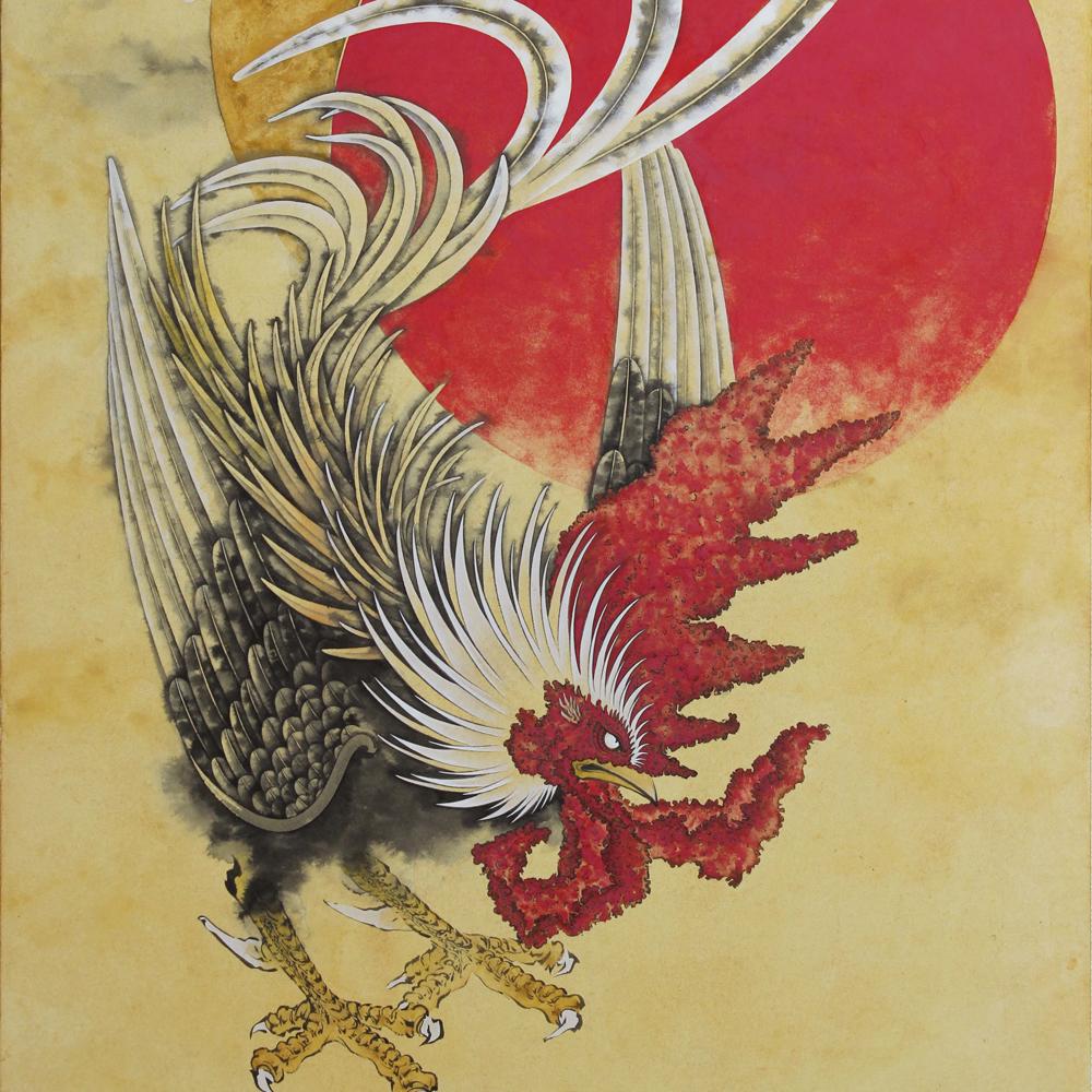 "Hattori Shihori ""Bright"" 2017"