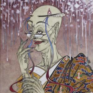 "Hattori Shihori ""Other Side"" 2017"