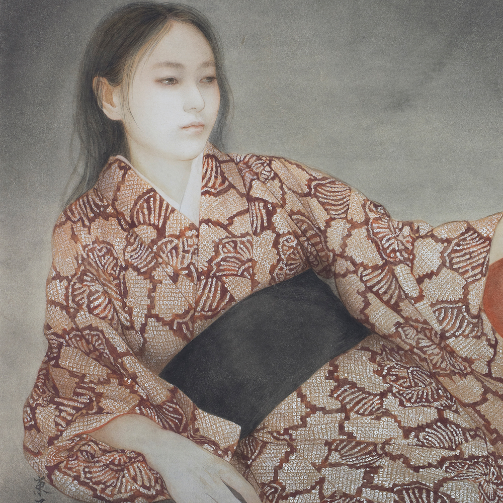 """岡本 東子 """"月草"""" 2017"""