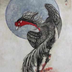 """Hattori Shihori """"Shadow"""" 2017"""