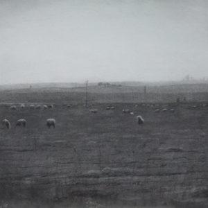 """原 崇浩 """"羊の在る風景"""" 2012"""