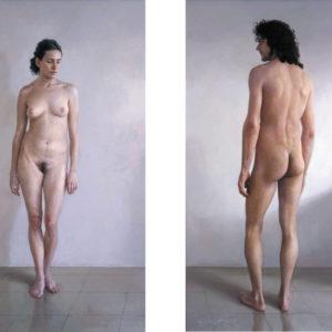 "原 崇浩 ""hombre,mujer"" 2007"
