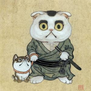 "Suzuki Hiroo ""Neko-don"" 2018"