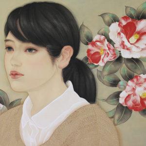 "Taguchi Yuka ""想・絞椿"" 2018"