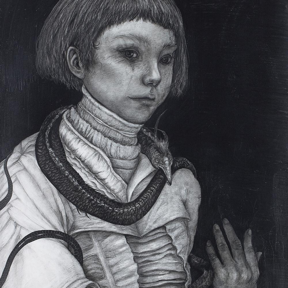 """Kitagawa Maiko """"Ouroboros"""" 2018"""