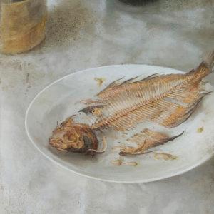 """原 崇浩 """"Despues de Comer el Pescado"""" 2017"""