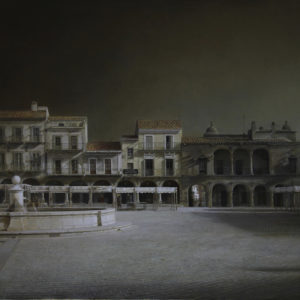 """原 崇浩 """"Plaza major Trujillo"""" 2016"""