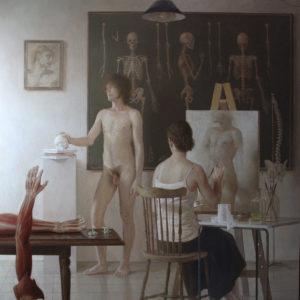 """Hara Takahiro """"alegoria de VM"""" 2012"""