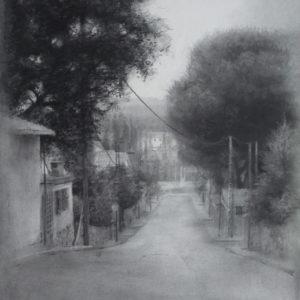 """原 崇浩 """"坂道の風景"""" 2012"""