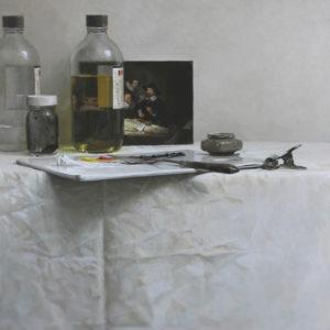 """Hara Takahiro """"El rincón del estudio"""" 2016"""