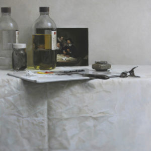 "原 崇浩 ""El rincón del estudio"" 2016"