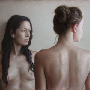 "Hara Takahiro ""Dos mujeres"" 2011"