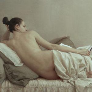 """Hara Takahiro """"Reading"""" 2013"""