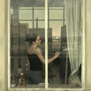 "Hara Takahiro ""The window"" 2013"