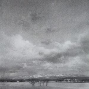 """原 崇浩 """"月の在る風景"""" 2012"""