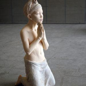 """中莖 あかり """"albino"""" 2014"""