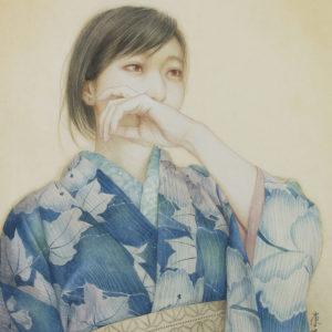 """Okamoto Toko """"Abortive Flower"""" 2018"""